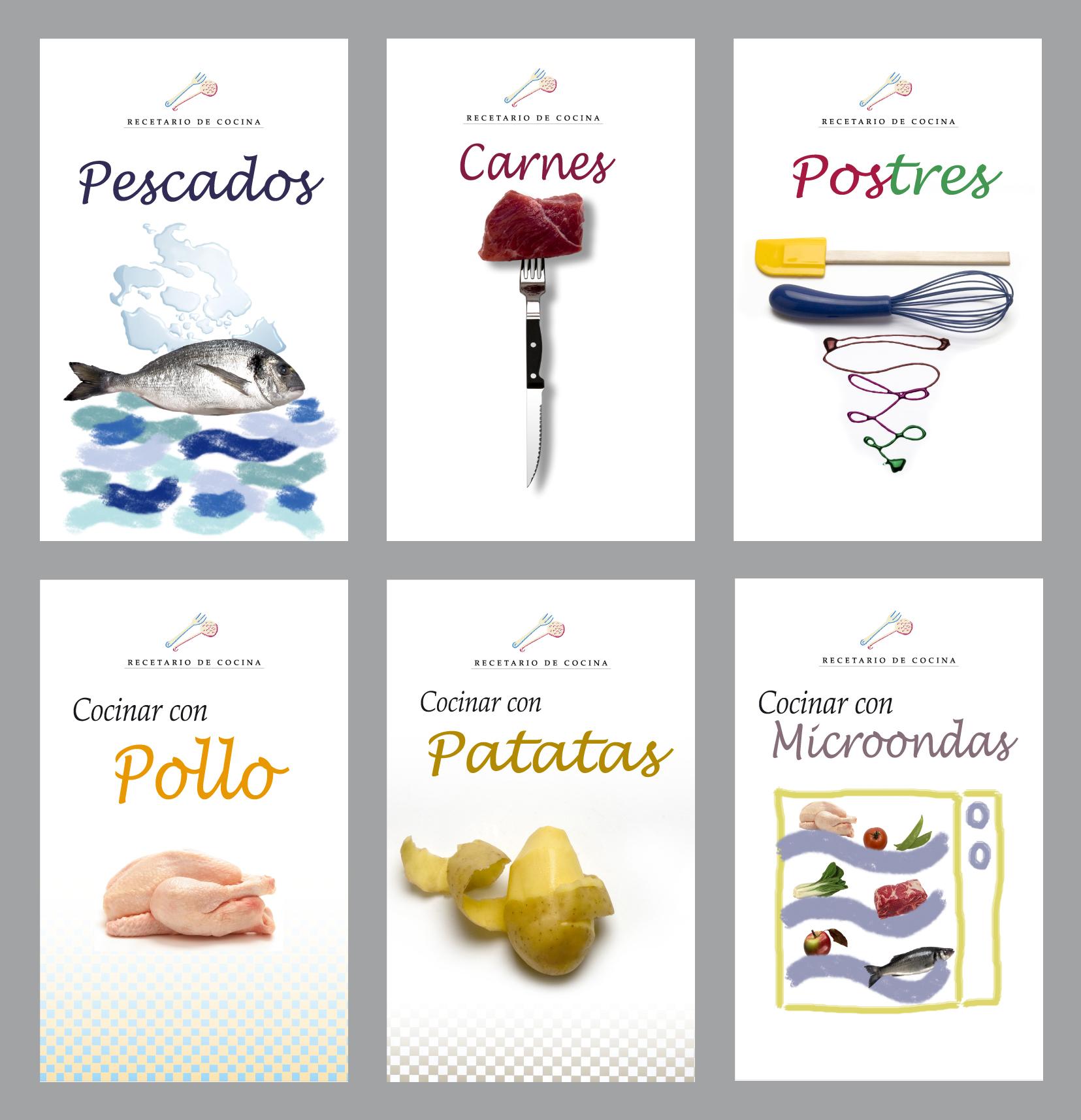 Recetario De Cocina.Recetario De Cocina Estudio Jmd